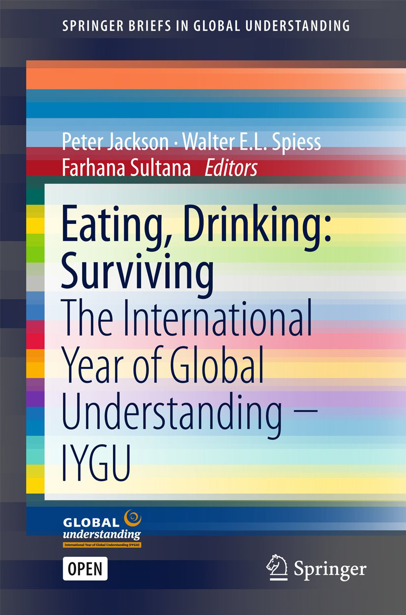 Eating Drinking: Surviving book cover