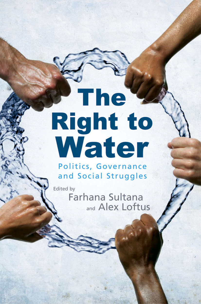 The Right to Water book cover
