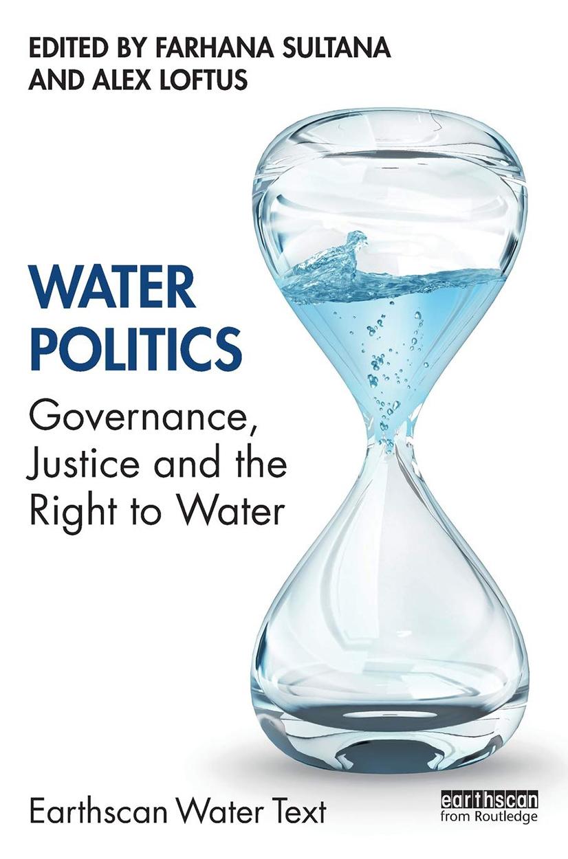 Water Politics book cover